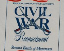 Civil War Reenactment Battle of Manassas