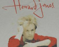 1980s HOWARD JONES Pop Music Concert Tour