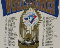 1993 Toronto Blue Jays World Series  1990s