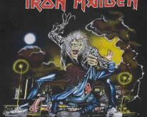 Iron Maiden No Prayer The Dying Original Tour