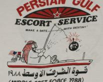 1988 RARE Persian Gulf Escort Middle East Force