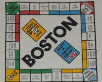 1990s Boston Mass Monopoly