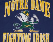 1980s NOTRE DAME University Fighting Irish
