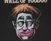 1986 WALL OF VOODOO Concert Tour  1980s