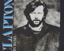 1980s ERIC CLAPTON Blue Behind The Sun