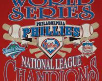 1993 Philadelphia Phillies World Series Baseball