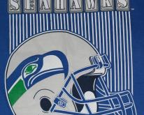 1980s Seattle Seahawks NFL Football