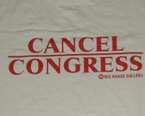 1990s CANCEL CONGRESS Politics Washington DC