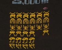 1970s SPACE INVADERS Video Wizard  ATARI