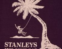 80s Stanleys Welcome Bar British Virgin Islands