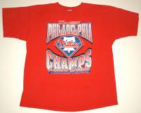 1993 Philadelphia Phillies Champsion MLB