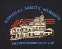 80's Admiral Nimitz Museum Fredericksburg TX