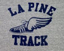 80's LA Pine  Oregon High School Track