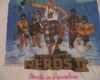 Revenge of the Nerds II Nestle Crunch 87  M/S