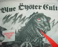 Blue Oyster Cult  Monster Tour 1978 S/M