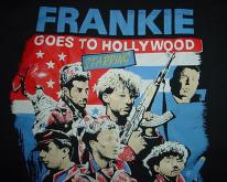 Vintage Frankie Goes To Hollywood T-Shirt S