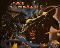 Joe Satriani Deaming in Blue World  1990 M