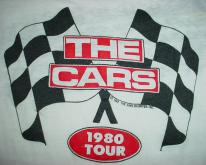 The Cars  1980 Tour Jersey M