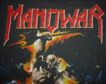 Manowar  Hell on Stage XL/L