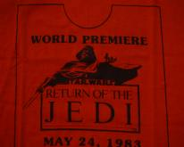 Return of the Jedi Star Wars World Premiere