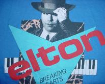 Elton John  Breaking Hearts Tour M/L