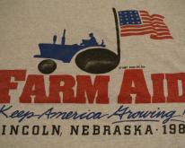 FARM AID  Lincoln Nebraska 1987 S