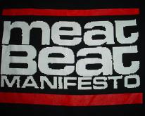 Meat Beat Manifesto Tour  99% MBM NOW 1991L