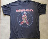 Rare 1987 Iron Maiden Tee