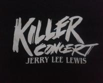 JERRY LEE LEWIS - KILLER CONCERT