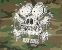 RAT FINK BY ED ROTH CAMO
