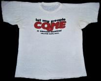 70's LET MY PEOPLE COME - A SEXUAL MUSICAL