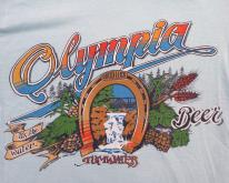 OLYMPIA BEER  1976 RARE SEATTLE 1970S s/m
