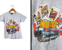 80s MOPAR Street Machines  Heather Grey