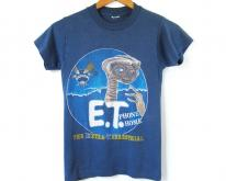 E.T. T Phone Home Blue Original Threadbare