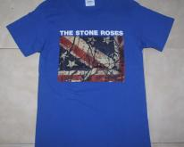 Vintage 90s The Stone Roses Japanese Tour T-Shirt Concert