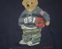 Polo Bear Basket Ralph Lauren Swea