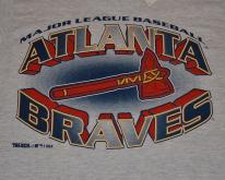 90s MLB Atlanta Braves  - M/L