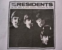 1974 MEET THE RESIDENTS PROMO