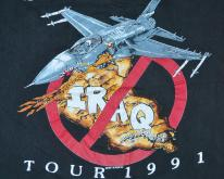 1991 SLAUGHTER No Iraq Tour