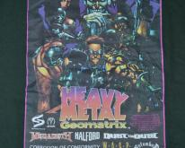 90s HEAVY METAL Geomatrix game