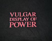 90s PANTERA Vulgar Display of Power Promo T