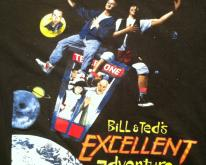 Bill And Ted's Excellent Adventure movie