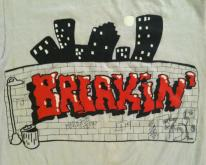 1980's Breakin' hip hop breakdancing