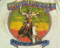 1980-1981 Molly Hatchet rock concert tour