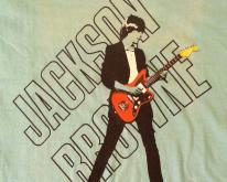 1983 Jackson Browne rock concert tour