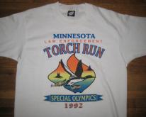 1992 Special Olympics torch run , large