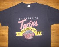1987 MN Twins World Series , Champion brand