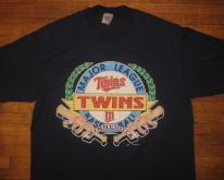 1989 Minnesota Twins , soft and thin