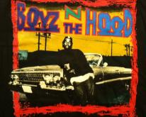 1991 Boyz N The Hood hip hop movie Ice Cube