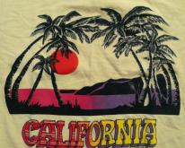 Cute 1980's California palm trees
